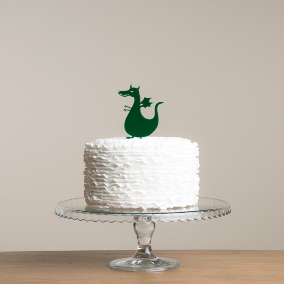 Dragon Kuchen Deckel Wahlen Dragon Themen Kuchendekoration Etsy