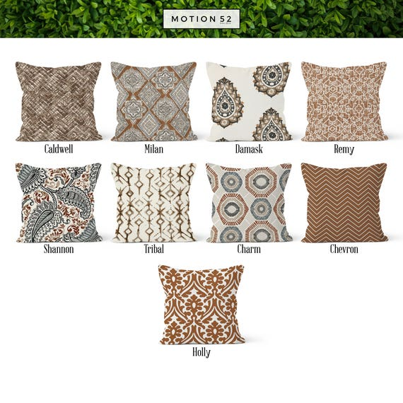 Throw Pillow Covers Tribal Western Geo
