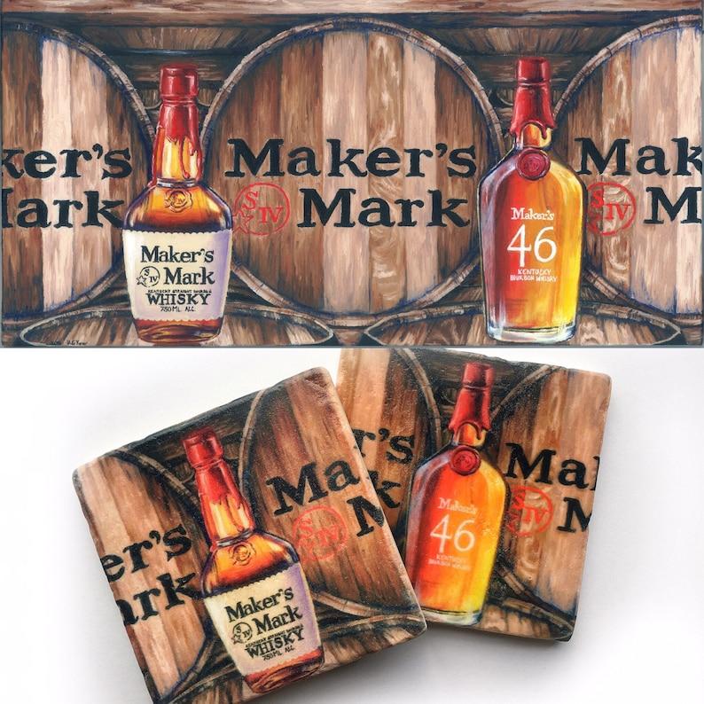 Maker/'s Mark Bar Set