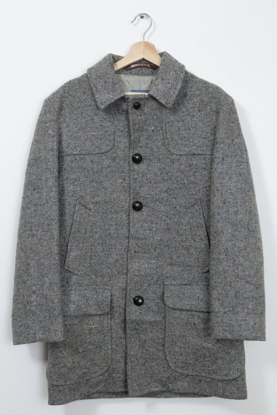 Original men's 1950's Vintage Pendleton coat