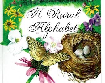 A Rural Alphabet, a self-published book
