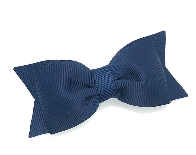 YOU PICK color hair bows - 3 inch hair bows, bows for girls, baby bows, girls hair bows, toddler hair bows