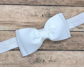 YOU PICK baby headband -  baby headband bows, bow headband, newborn headband, baby bows