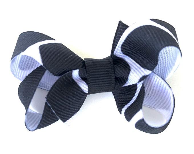 Baby hair bow - hair bows, baby bows, girls bows, pigtail bows, toddler bows, small bows