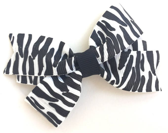Toddler hair bow - hair bows, girls bows, baby bows, pigtail bows, toddler bows, 3 inch hair bows