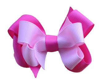 Boutique hair bow - hair bow, hair bows, bows, hair bows for girls, hair clips, baby bows, custom hair bows, toddler bows, boutique bows