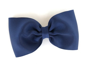 YOU PICK color hair bow - 4 inch hair bows, hair bows, girls bows, baby bows, girls hair bows, boutique bows, toddler bows