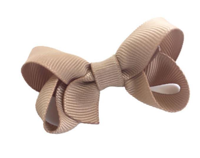 Baby hair bow - hair bows, bows for girls, baby bows, pigtail bows, toddler hair bows, small bows