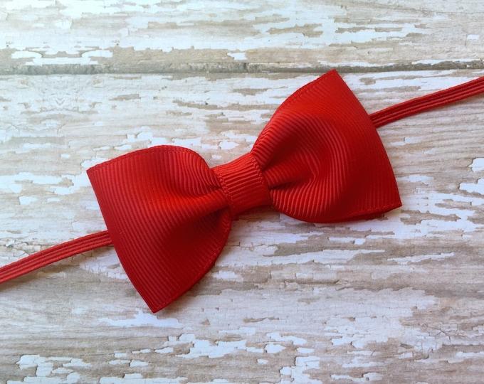 YOU PICK baby headband - baby girl headband, baby headband bows, baby bows, newborn headband, baby bow headband, baby girl