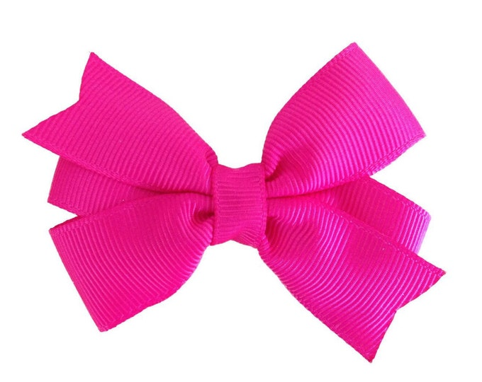 YOU PICK 10 hair bows - hair bows for girls, baby bows, baby hair bows, pigtail bows, toddler hair bows, girls bows