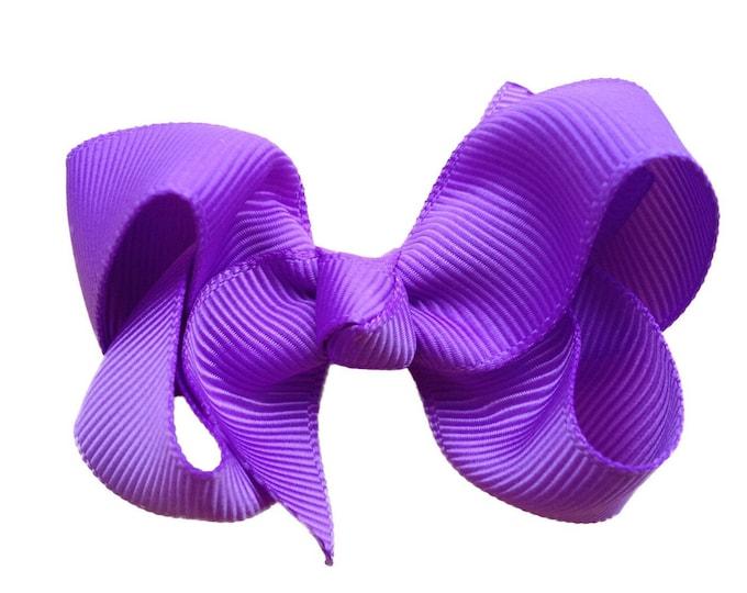 PICK 3 hair bows - hair bows, bows for girls, baby bows, baby hair bows, toddler bows, girls bows, hair bow, small bows, hairbows