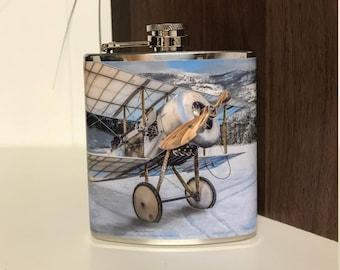 Flying High Flask