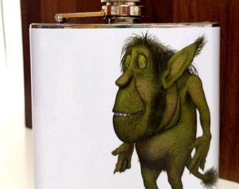Troll Flask