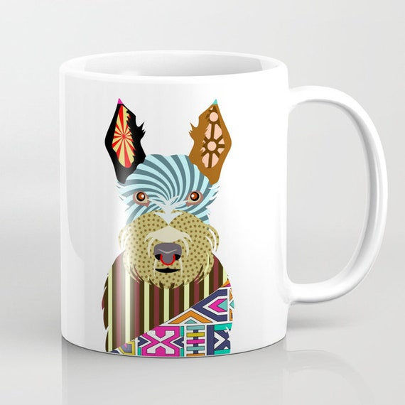 Scottish Terrier Mug, Scottish Terrier Gifts, Scottish Terrier Accessories, Scottie dog gift, Scottie dog Mug, Pet Gifts, Dog Lover Mug