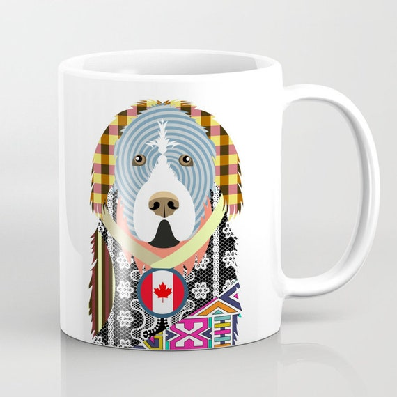 Newfoundland Mug, Newfoundland Gifts, Newfoundland Accessories, Dog Mug, Animal Mug, Pet Gifts, Pet Mug, Dog Lover Mug