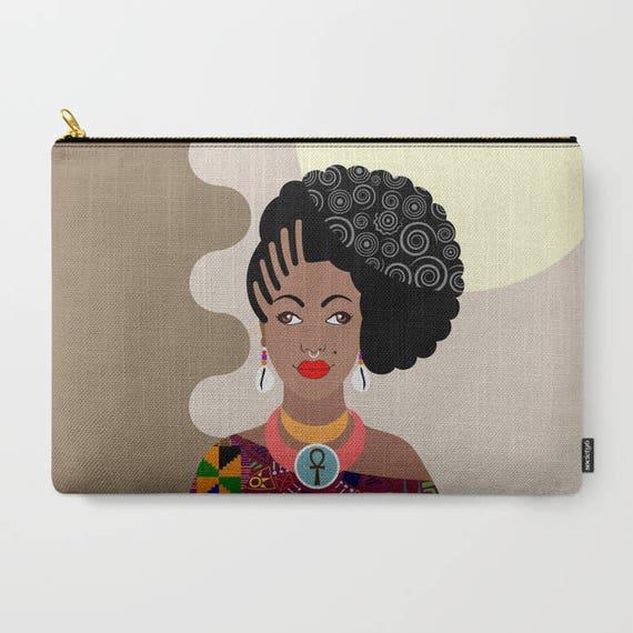 Tribal Purse, Ankara Purse, African Purse, African Zipper Pouch, African Fabric Purse, African Wallet,  Zipper Bag Purse