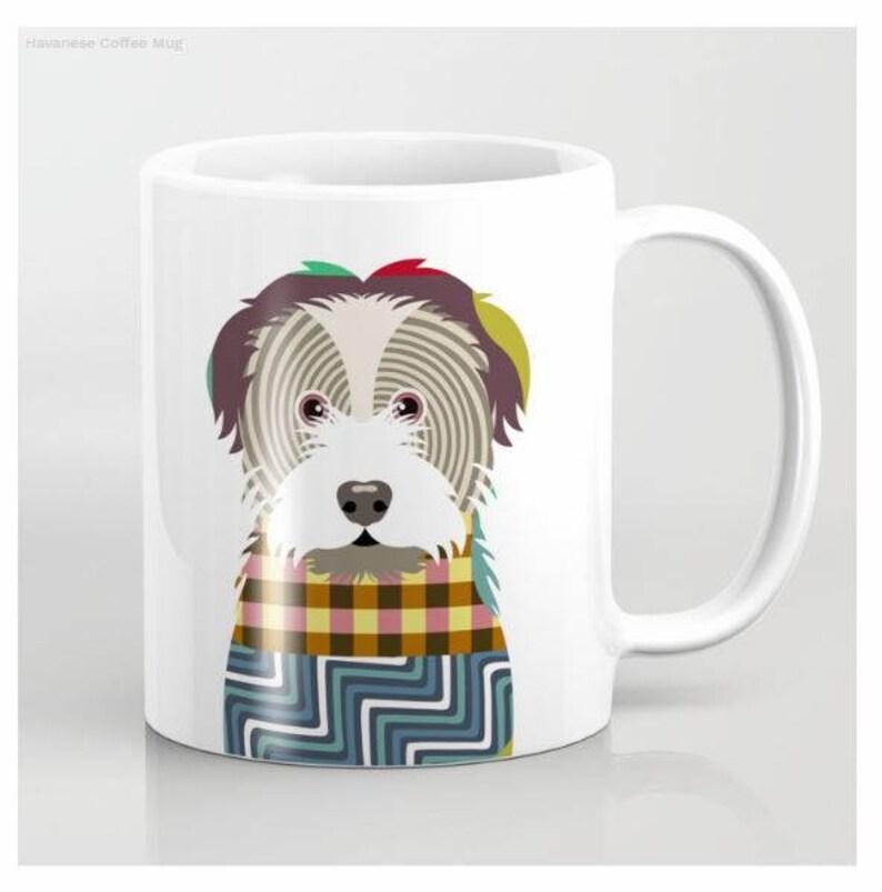 Druck poster kunstdruck aquarell dandie dinmont terrier dog Hund alle Größen