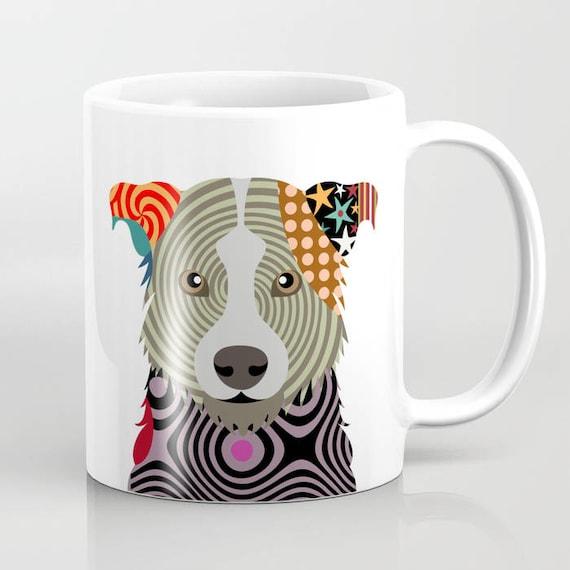 Border Collie Mug,  Border Collie Gifts, Border Collie Accessories, Dog Mug, Animal Mug, Pet Gifts, Pet Mug, Dog Lover Mug