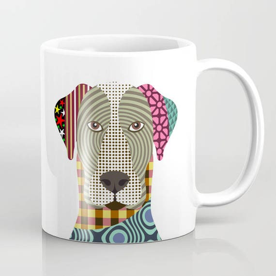 Great Dane Mug, Great Dane Gifts, Great Dane Accessories, Dog Mug, Animal Mug, Pet Gifts, Pet Mug, Dog Lover Mug