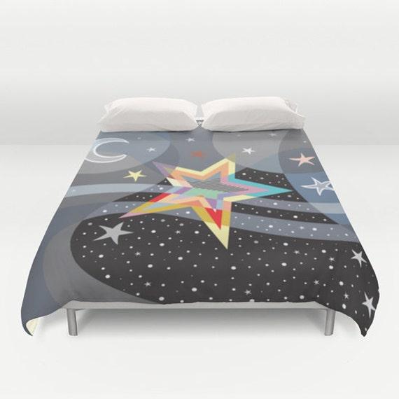 Unique Bedding, Duvet Cover, Colourful Beddings,  Queen Duvet Cover, Full Duvet Cover, King Duvet Cover, Cute Bedding, Bedroom Decor