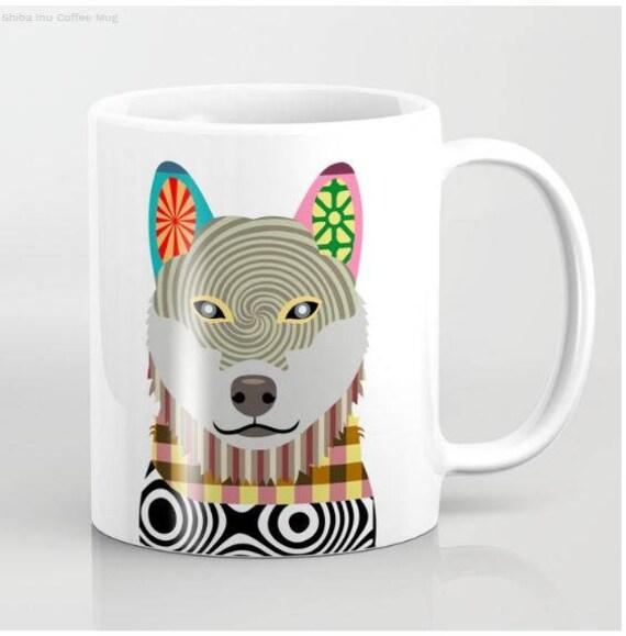 Shiba Inu Mug, Shiba Inu  Gifts,  Shiba Inu Print, Shiba Inu Lover Gift, Animal Mug, Pet Gifts, Pet Mug, Dog Lover Mug