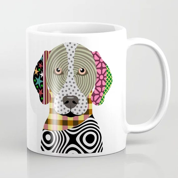 GSP Mug German Shorthaired Pointer Dog Cup