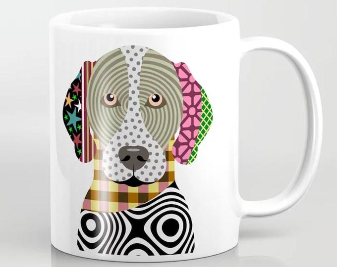 GSP Mug German Shorthaired Pointer Dog Cup