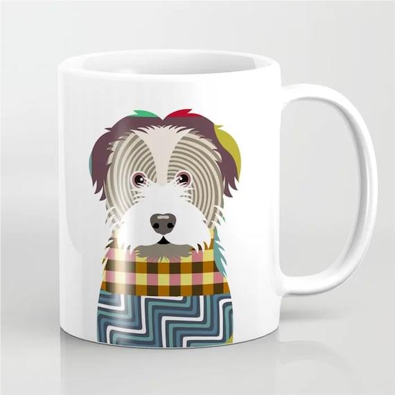 Havanese Mug, Dog Cup Animal Pet Lover Gift