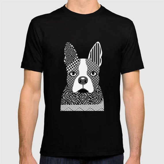 Boston Terrier Shirt, Boston Terrier Gifts,  Dog T Shirt, Dog Shirt, Animal T Shirt, Dog Lover Shirt, Dog Lover T Shirt, Dog Lover Gifts