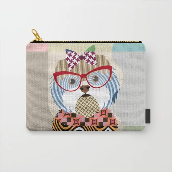 Shih Tzu Pouch, Change Purse Dog Wallet