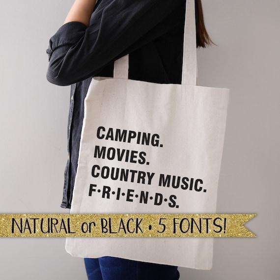 Favorite Things Tote Bag