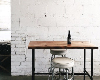 Industrial Reclaimed Table   Work Station   Display Table   Dining Table   Kitchen Island