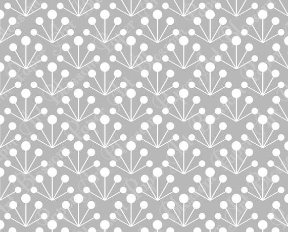 Gray Digital Paper Scrapbooking Paper Printable Diy Etsy