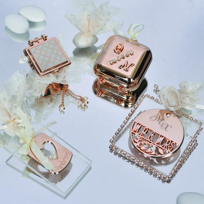 Luxury Wedding favor boxes 10pcs-wedding souvenirs-Baptism favor gift-bridal shower gift-Baby shower gift-wedding souvenir-house decor charm