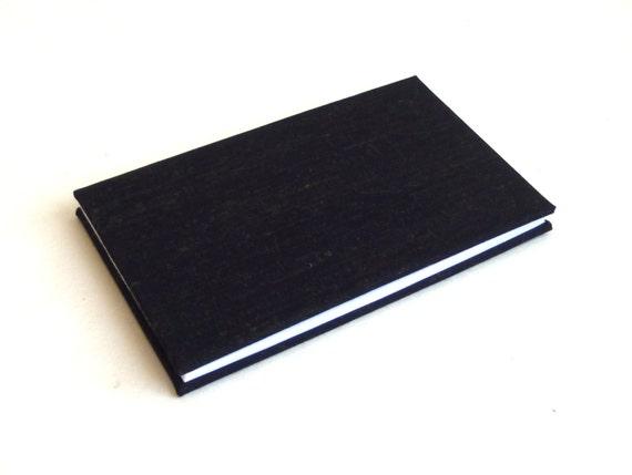 Wallet Size Photo Album Autograph Book Black Brag Book Etsy