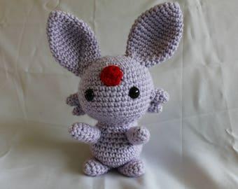 Crochet Chibi Espeon Pokemon Plushie