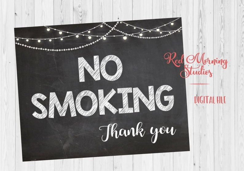 image relating to Printable No Smoking Sign identify Chalk No Cigarette smoking Indicator. PRINTABLE no cigarette smoking print. Electronic immediate obtain. marriage no cigarette smoking. cafe no using tobacco Do-it-yourself signal. chalkboard