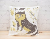 Pillow Cover - Throw Pillow Cover - Cushion Cover - Ecofriendly