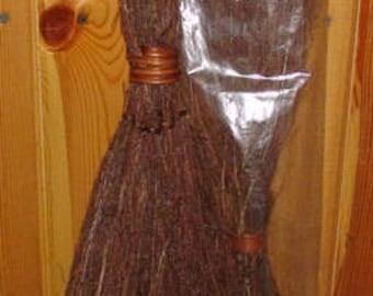 "Natural UNSCENTED BROOMS----Sizes: 36"" or 24"" Inch Items"