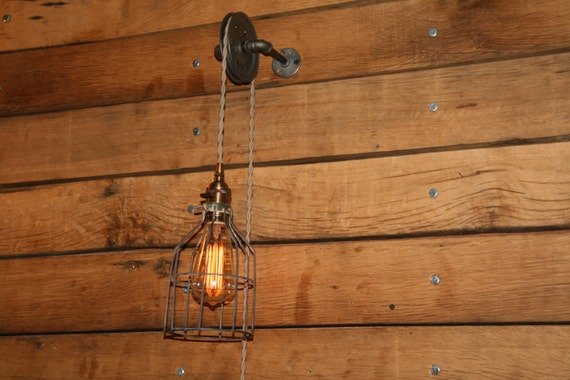 Rustic Wall Mounted Light Fixtures