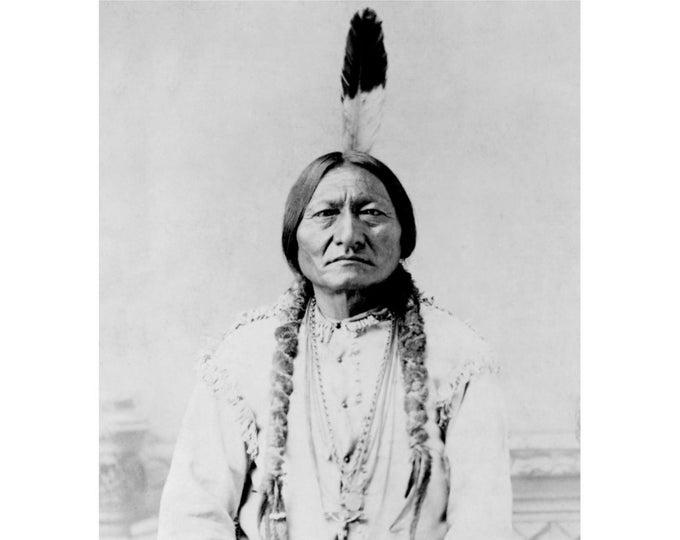 Sitting Bull Autograph 1
