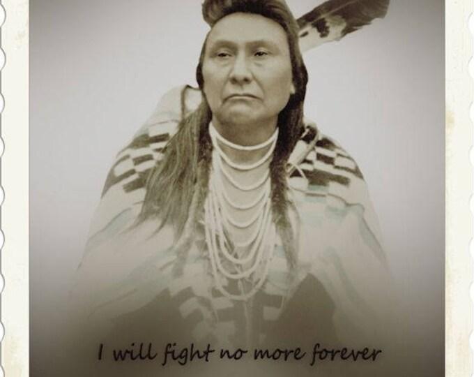 Chief Joesph