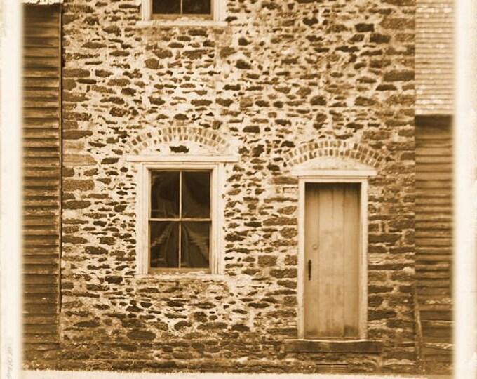 Batsto Stone House