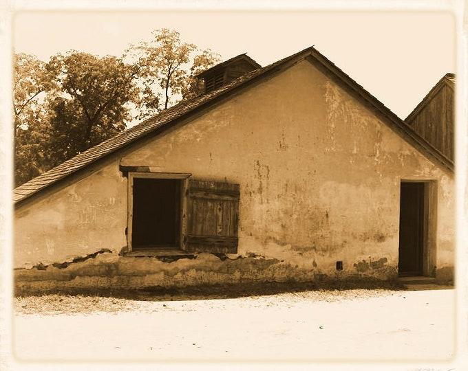 Batsto Ice House