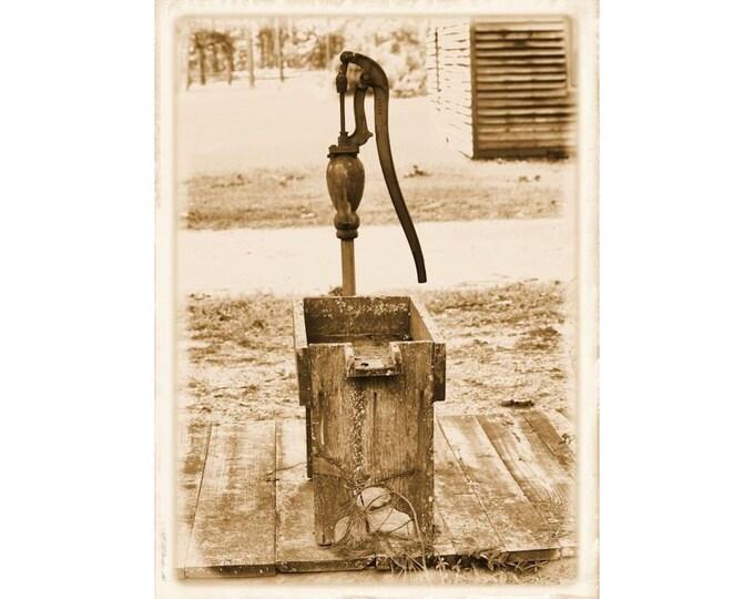 Batsto Village Pump