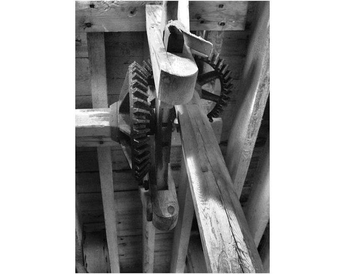 Batsto Grist Mill Gears