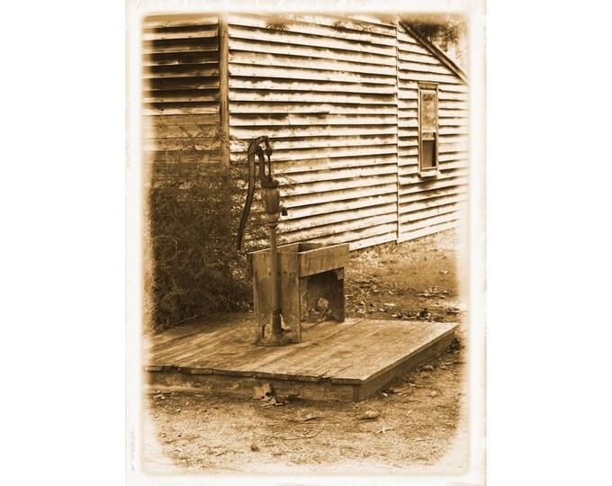 Batsto Village Pump 2