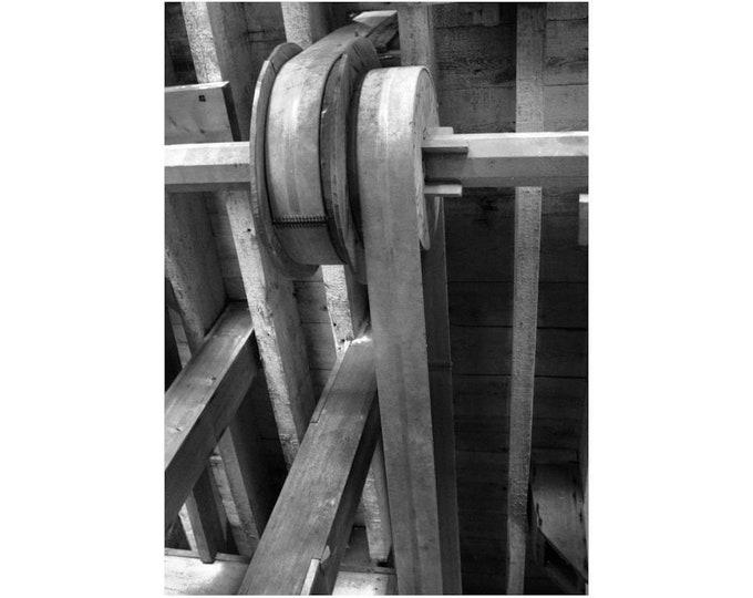 Batsto Grist Mill Belts