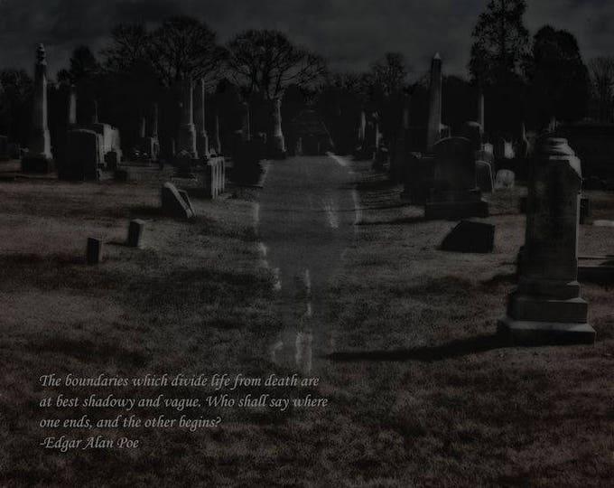 Poe On Death