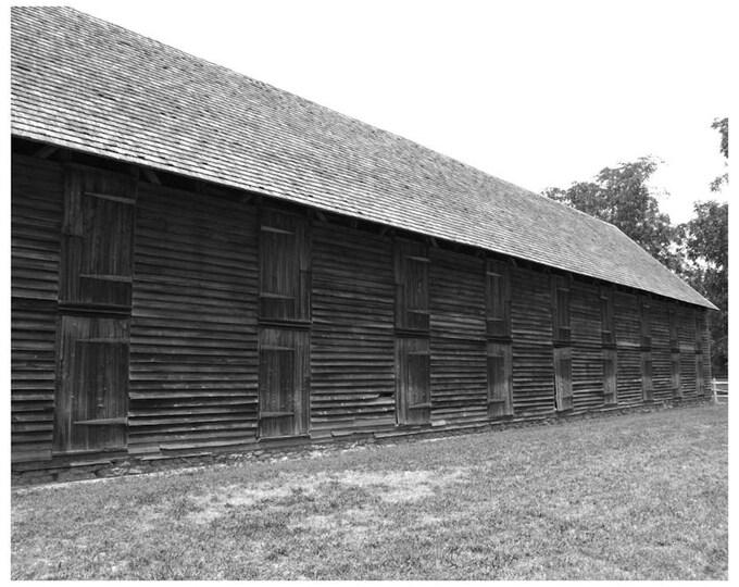 Batsto Livestock Barn